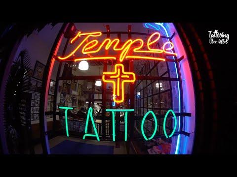 Interview Freddy Corbin - Temple Tattoo
