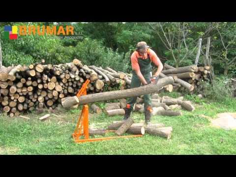 Cavalletto reggi legna e ceppi doovi for Stufa autocostruita