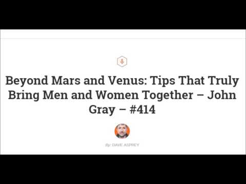 Mars and venus dating tips