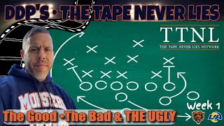 DDP's The Tape Neטer Lies - Week 1 Offense vs the Rams