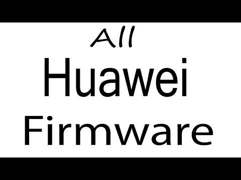 Download Huawei All Models Stock Rom Flash File & Tools (Firmware) For Update Huawei Android Device