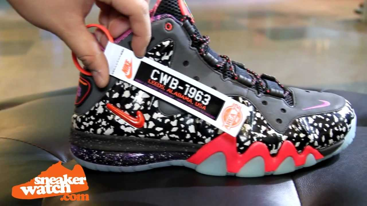 Charles Barkley Shoes Area 72