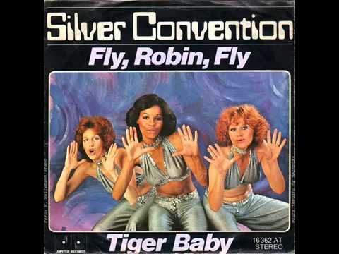 Silver Convention   Fly Robin Flywmv