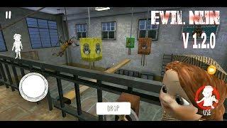 EVIL NUN New update V 1.2.0 Minigame + explosive doll