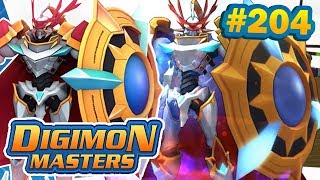 Digimon Masters Online - Ep 204 - Unlocking Gallantmon X