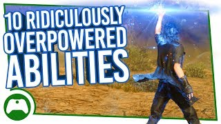 10 Abilities So Overpowered They Almost Break The Game