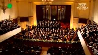 Pasja wg. Św Łukasza Krzysztof Penderecki Warsaw Boys Choir