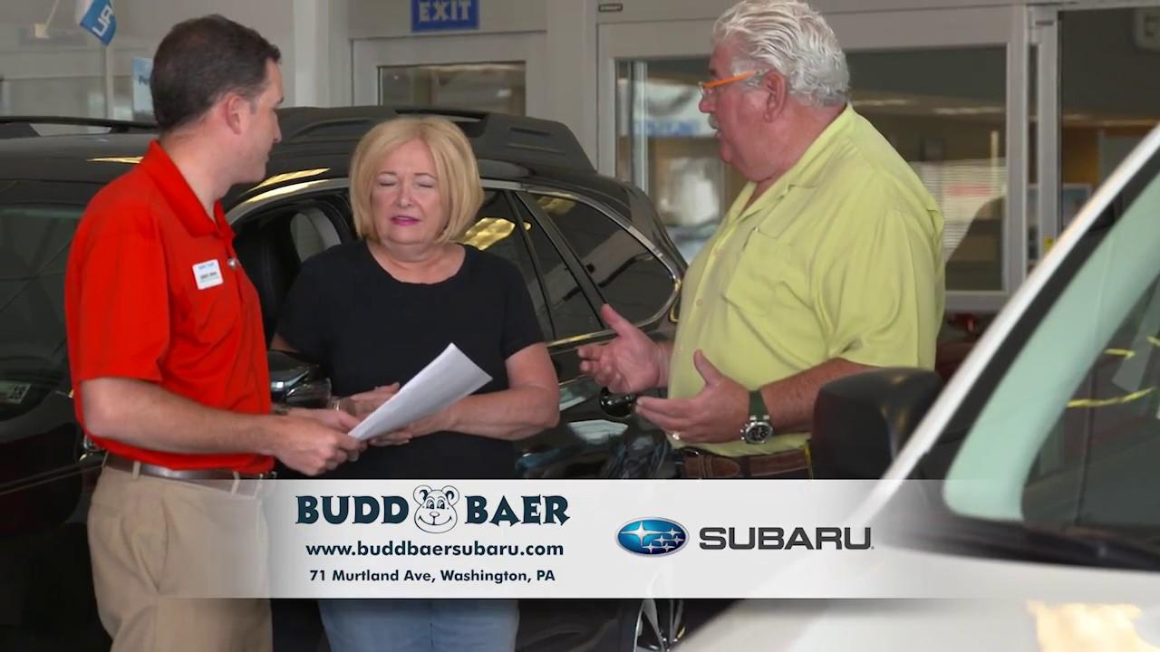 July Budd Baer Subaru YouTube - Budd subaru