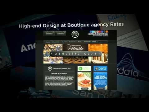 San Diego Website design 888 248 9479
