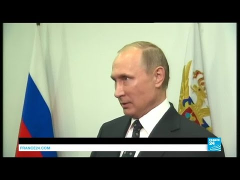 Syria: Vladimir Putin holds western allies especially the US responsible for Syria crisis