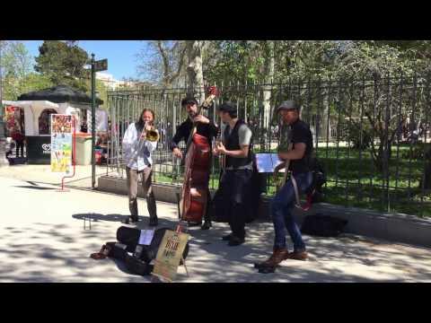 Dixie Band - Madrid