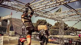Spartan Race _Circuit Paul Ricard 2017_Beast men