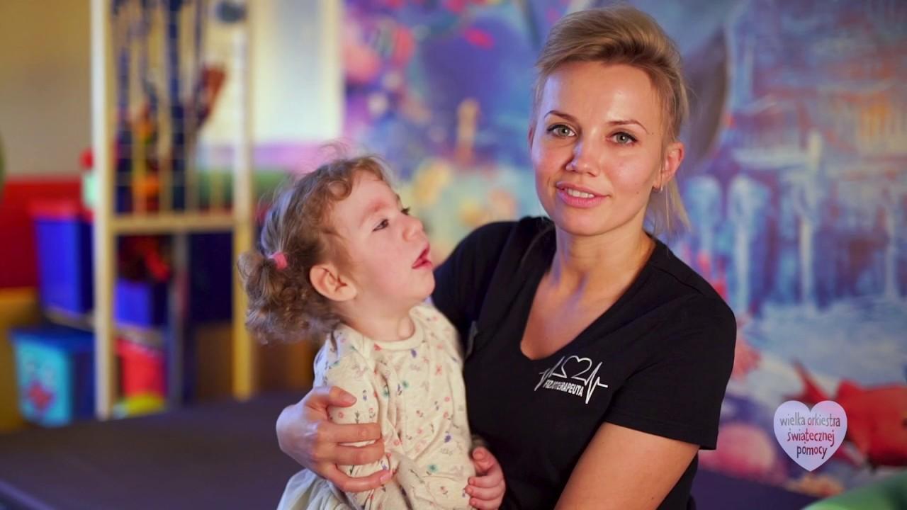 Porzucone nieuleczalnie chore dzieci – są bohaterowie, którzy sięnimi opiekują