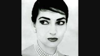 Maria Callas - Porgi Amor - Le Nozze di Figaro