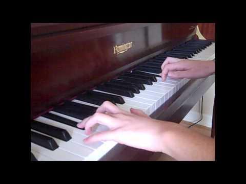Selena Gomez- Intuition on piano