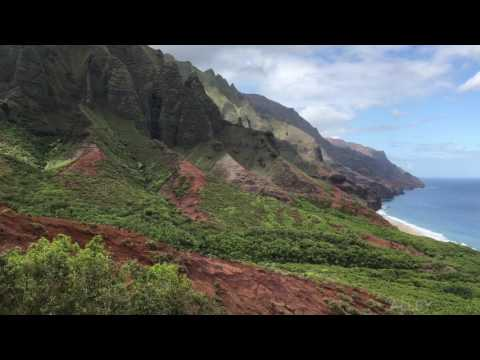 Kalalau Trail, May 2017