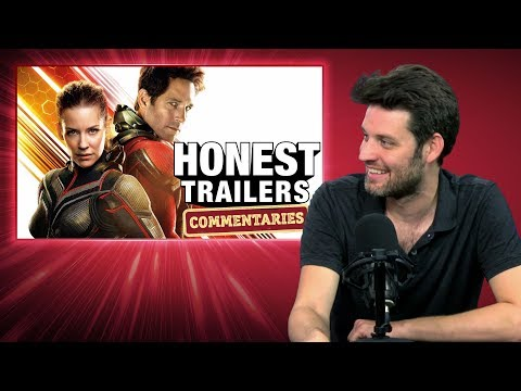 Honest Trailers Commentary - Ant-Man and The Wasp