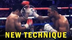 Manny Pacquiao new techniques in Kieth Thurman Fight !