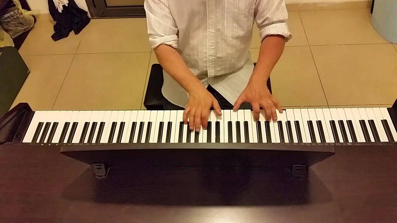 ноты для фортепиано еврейские песни