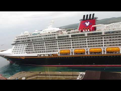 Horn Battle - Disney Fantasy VS Allure of the Seas
