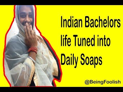 Kyuki Saas Bhi Kabhi Bahu Thi Title Song Indian Bachelors Version. || Being Foolish.