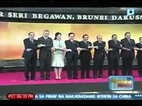 The Weekend News - Access ng ating mga kaalyadong bansa sa ating mga base militar, pinag-aaralan