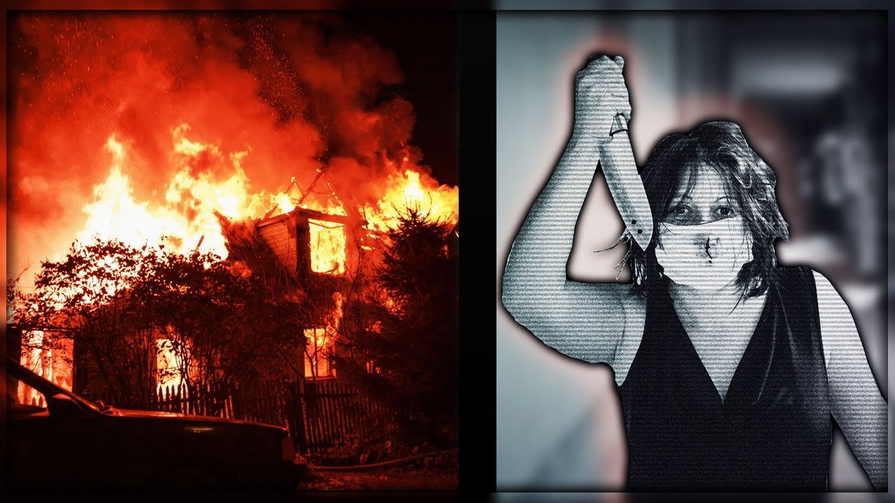 Download She Came AT ME WITH A KNIFE! AND Burned The HOUSE DOWN!!    Safe Room Part Three (Tap Full Story)