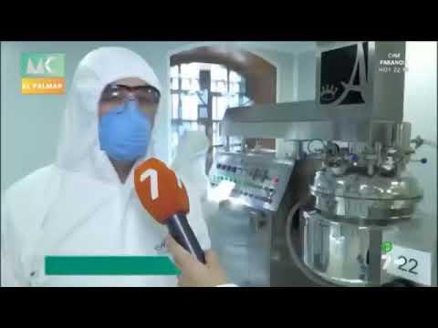Reportaje Murcia Conecta   Canal 7 RM   Alissi Bronte