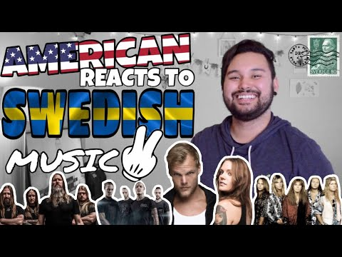 American REACTS  Swedish  2
