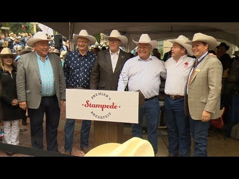 Jason Kenney: 'Alberta has friends and allies across the country'