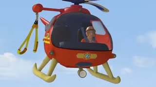 Sam learns to Fly! ⭐️ Fireman Sam US | Best Rescue Compilation 🔥Kids Movie