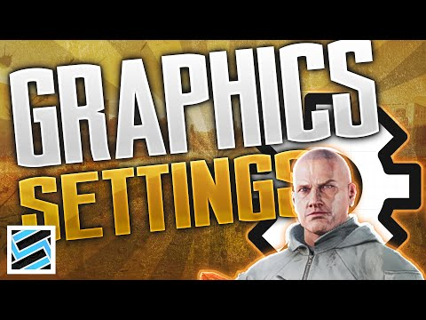 THE BEST GRAPHICS SETTINGS FOR PVP AND VISUALS - Escape From Tarkov (0.12)
