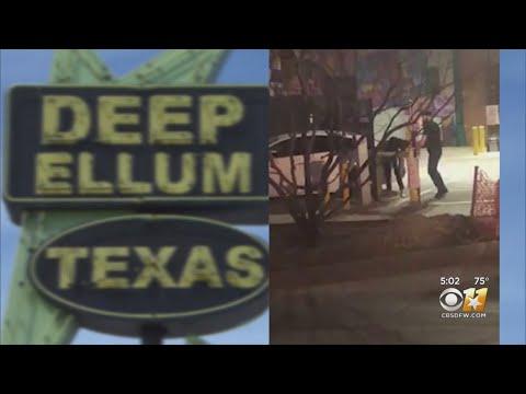 Vicious Deep Ellum Assault Over Parking Caught On-Camera
