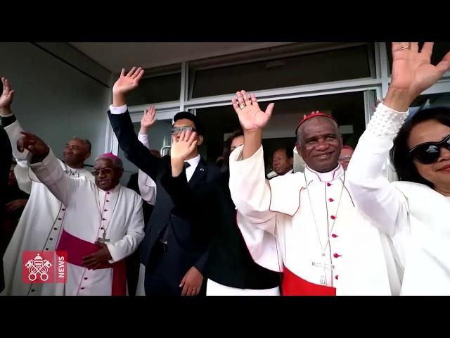 Tạm biệt Madagascar - Đức Thánh Cha kết thúc chuyến tông du thứ XXXI