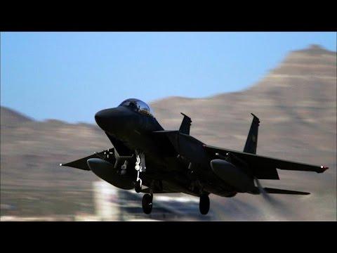 Ambushed by the Iraqi Air Force