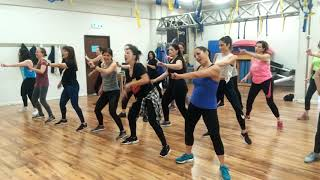 Zumba®fitness with Ira - Ava Max - Sweet But Psycho