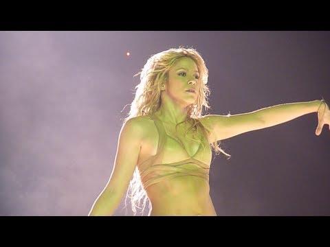 Shakira - Ojos Asi (Bercy, Paris- The Sun...
