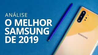 Galaxy Note 10+ (o melhor Samsung de 2019) [Análise/Review]