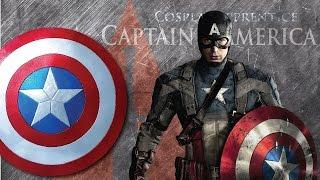 DIY Captain America Shield - A How to tutorial