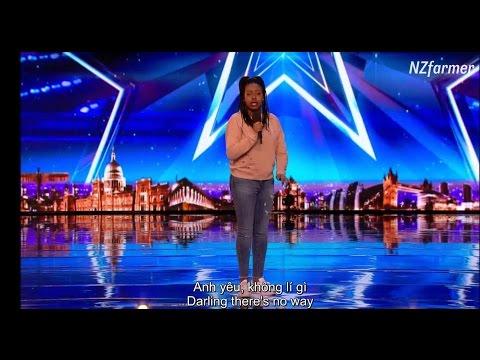 Nút vàng của Simon trong Britain's Got Talent 2017