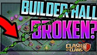 BROKEN?! THREE Star Wins OUT OF CONTROL in Clash of Clans New Update!