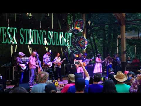 """Yonder Mountain String Band Sunday """"Winds Of Wyoming-funtime-W.O.W"""" 7.16.17 NWSS"""