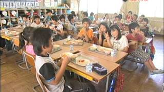 ぼくの!わたしの!学校じまん!!:津市行政情報番組「市内小学校の紹介」25.7.16