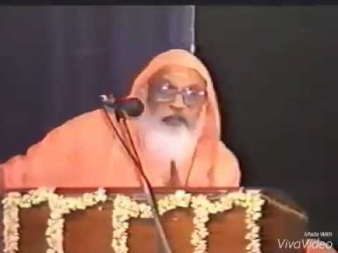 Pujya Swami Dayananda Saraswati ji -  On the Plight of Hindus