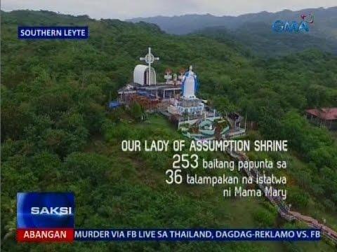 Saksi: Summer High: Adventures sa Southern Leyte na madalas na bagyuhin