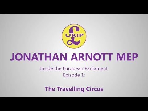 Inside the European Parliament - Episode 1: The Travelling Circus