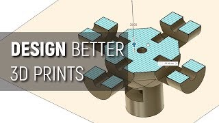 Must Have 3D Priฑting Tips and Tricks! Episode 1 - Design Stage