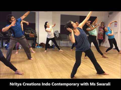 NRITYA CREATIONS DANCE CLASSES  IN ACTION IN NEW YORK CITY (MANHATTAN)