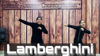 Lamborghini Song Dance/For Kids /By/Nasir Hussain Choreographer