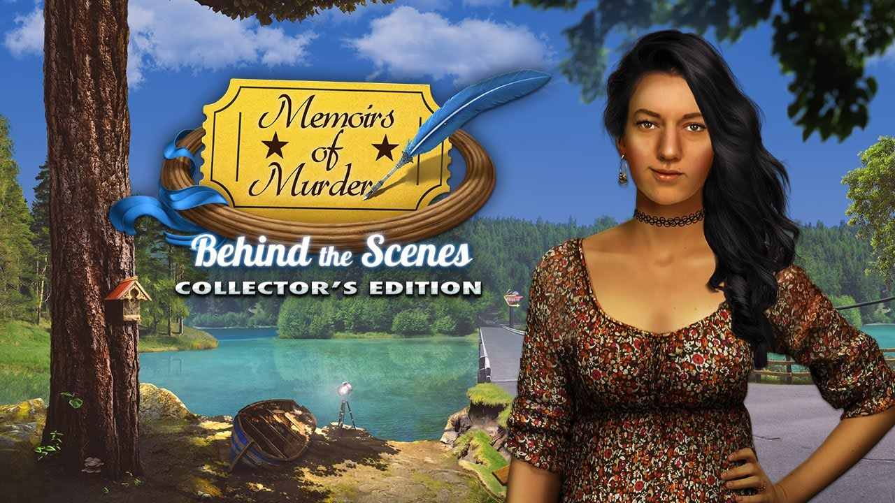 Memoirs of Murder: Behind the Scenes Collector's Edition